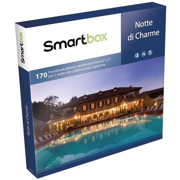 Smartbox - Notte di Charme - Viaggi Salvadori